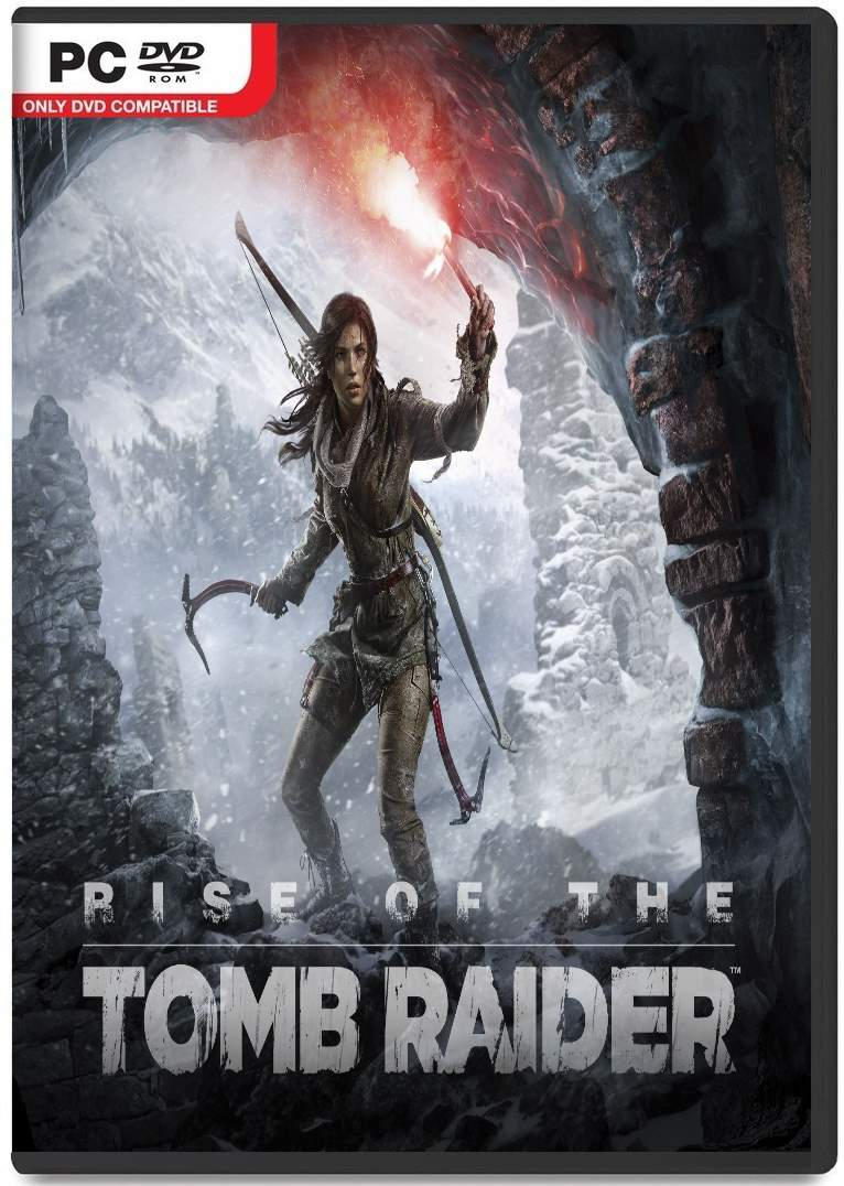 Rise of the Tomb Raider - Digital Deluxe Edition PC (2015)
