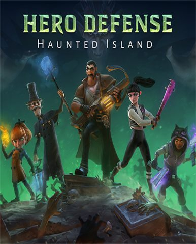 Hero Defense - Haunted Island  (2016) (RUS)