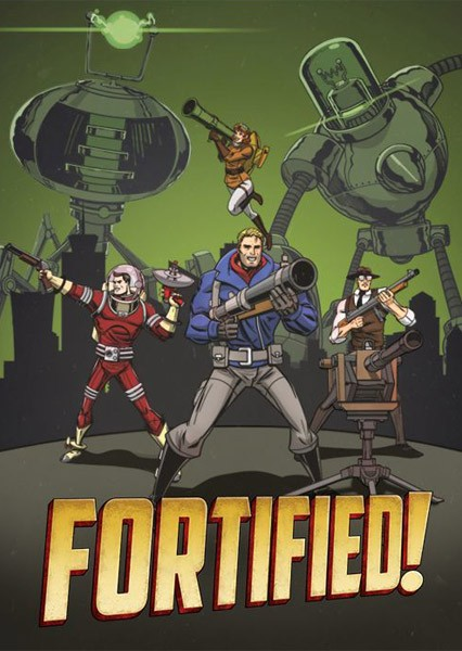 Fortified (ENG) (2016)