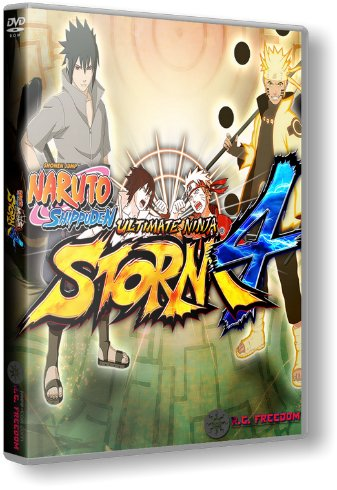 NARUTO SHIPPUDEN: Ultimate Ninja STORM 4 Deluxe Edition (2016) PC | RePack от R.G. Freedom