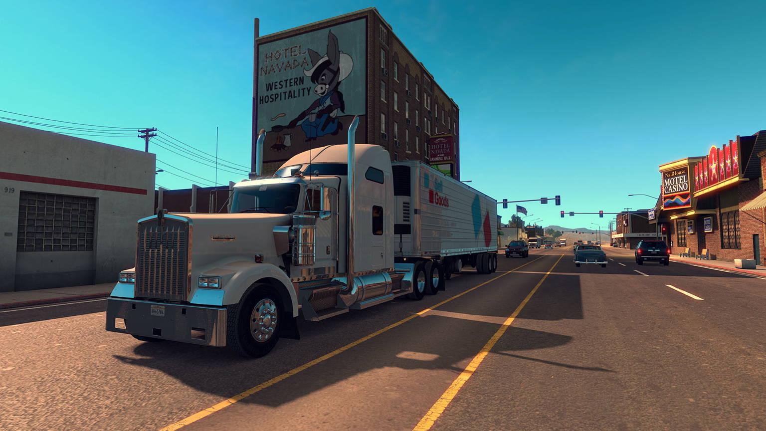Mega map of america 1. 0 ats 1. 4. X ats american truck simulator.