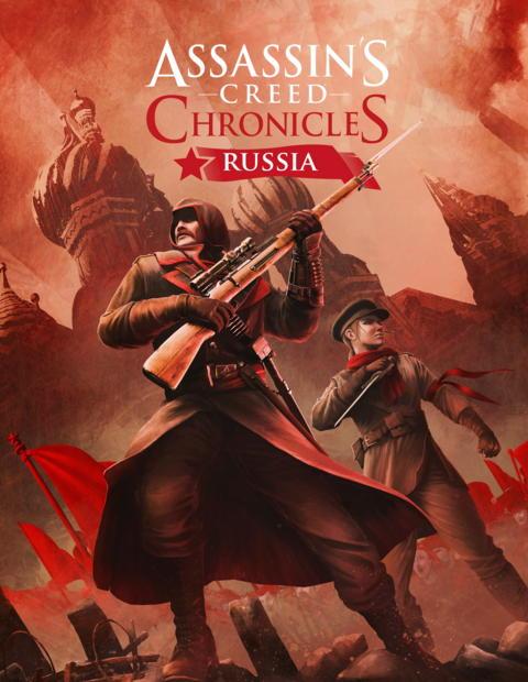Assassin's Creed Chronicles: Россия / Assassin's Creed Chronicles: Russia (2016) PC | Лицензия