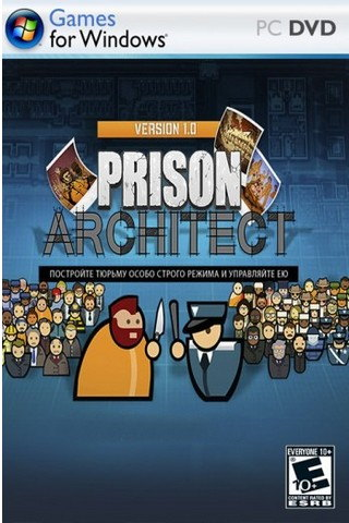 Prison Architect [Update 3] (2015) PC | SteamRip от Let'sРlay