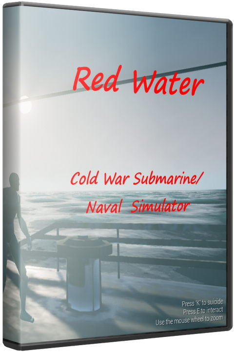 RedWater - Cold War Submarine Simulator (2016) [Eng]