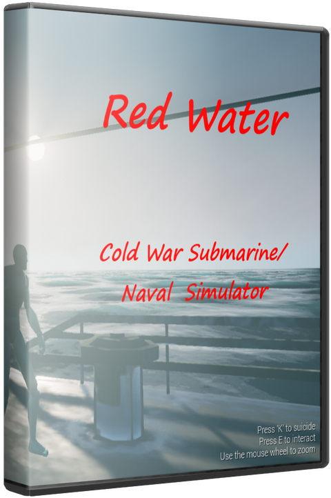 RedWater - Cold War Submarine Simulator (2016) [Eng]