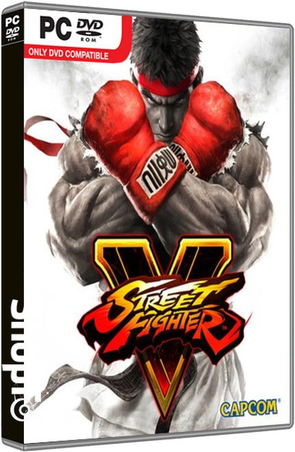 Street Fighter 5 (2016) PC