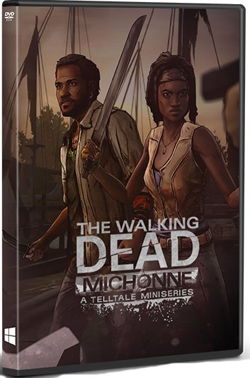 The Walking Dead: Michonne - Episode 1-2 (2016) [PC]