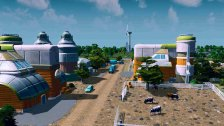 Cities: Skylines - Deluxe Edition [v 1.3.0 + 4 DLC] (2015) PC   RePack от R.G. Механики