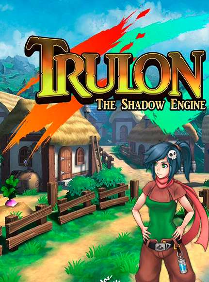 Trulon: The Shadow Engine [Rus/Eng] (2016)