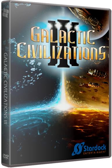 Galactic Civilizations 3 [+7 DLC] (2015)