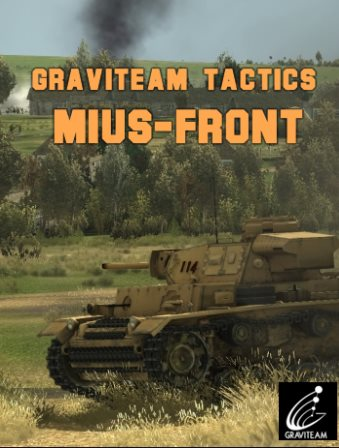 Graviteam Tactics: Mius-Front (2016) [RUS / ENG]