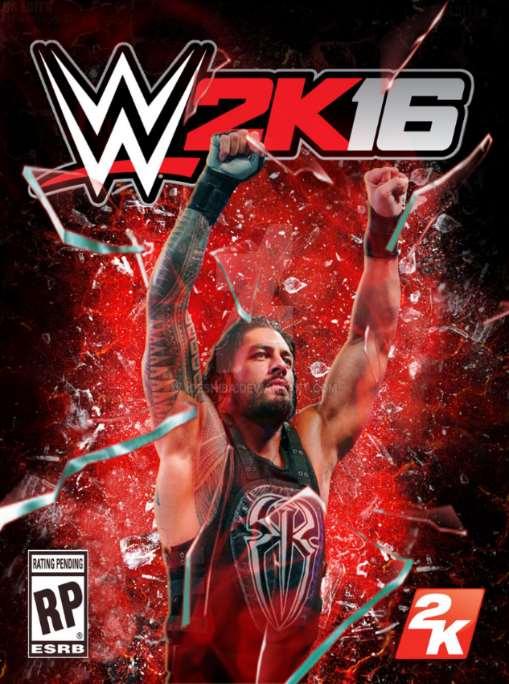 WWE 2K16 (2016)