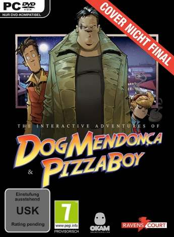 The Interactive Adventures of Dog Mendona & Pizzaboy (2016) (RUS/ENG)