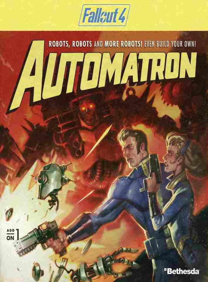 Fallout 4: Automatron (2016)