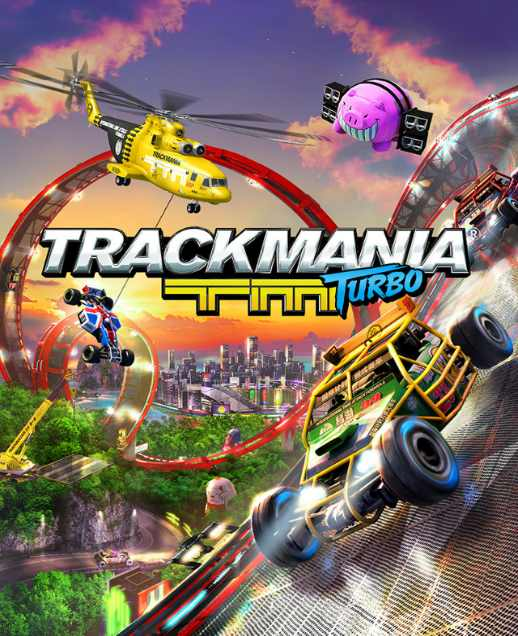 Trackmania Turbo (2016) (Rus / Eng)