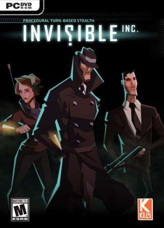 Invisible Inc (2015) (Rus / Eng)
