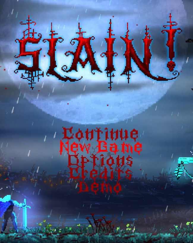Slain! (2016)