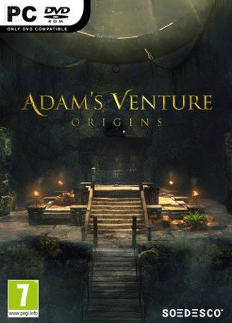 Adam's Venture: Origins - Special Edition [RePack] (2016)