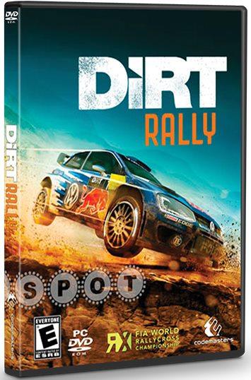 DiRT Rally (RUS) (2015)