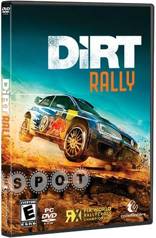 DiRT Rally [v 1.1] (2015) PC   RePack