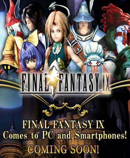 Final Fantasy 9 (2016)