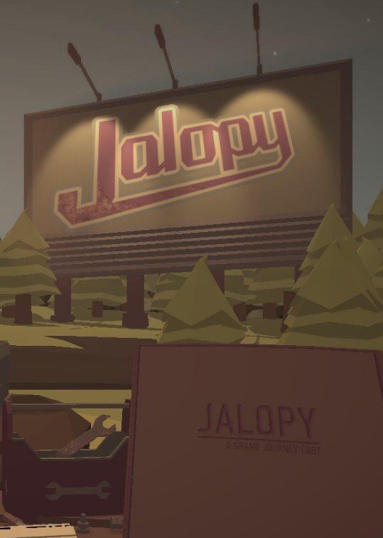 Jalopy (2018)