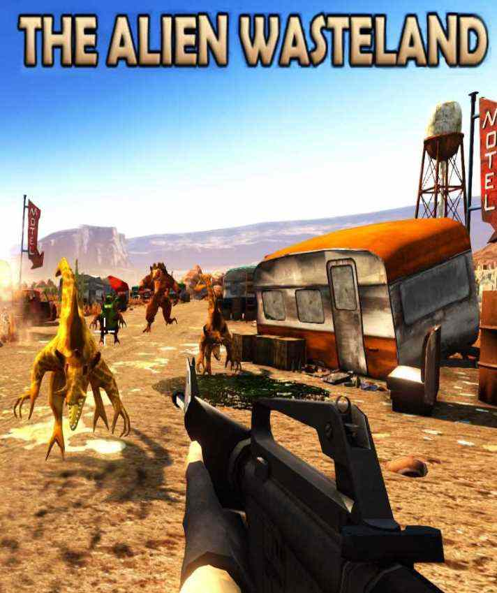 The Alien Wasteland (2015)