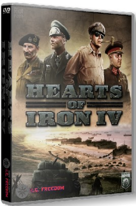 Hearts of Iron IV (2016)