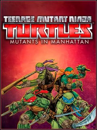 Teenage Mutant Ninja Turtles: Mutants in Manhattan (2016)