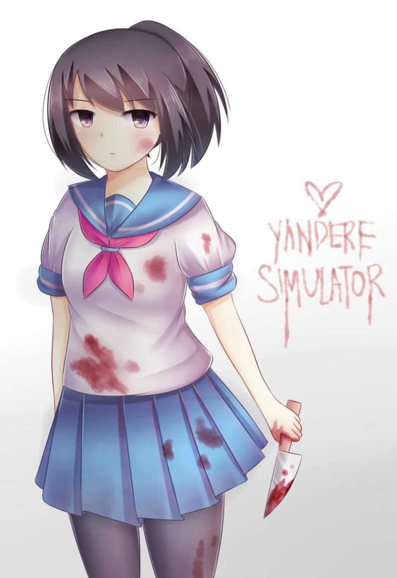 Симулятор яндере / Yandere Simulator