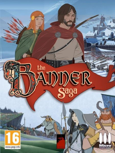 The Banner Saga 2 (Rus) (2016)