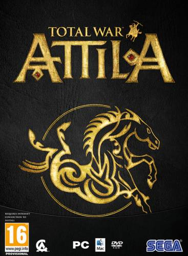 Total War: ATTILA [Update 5 + DLCs] (2015) PC | RePack от FitGirl