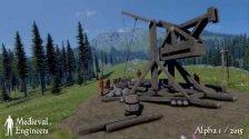 Medieval Engineers v02.042.008 [RUS  2015]