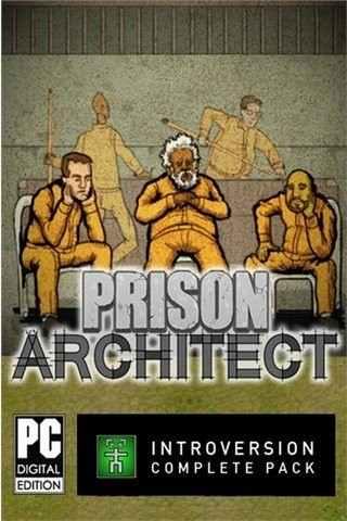 Prison Architect (2015, RUS) | Лицензия