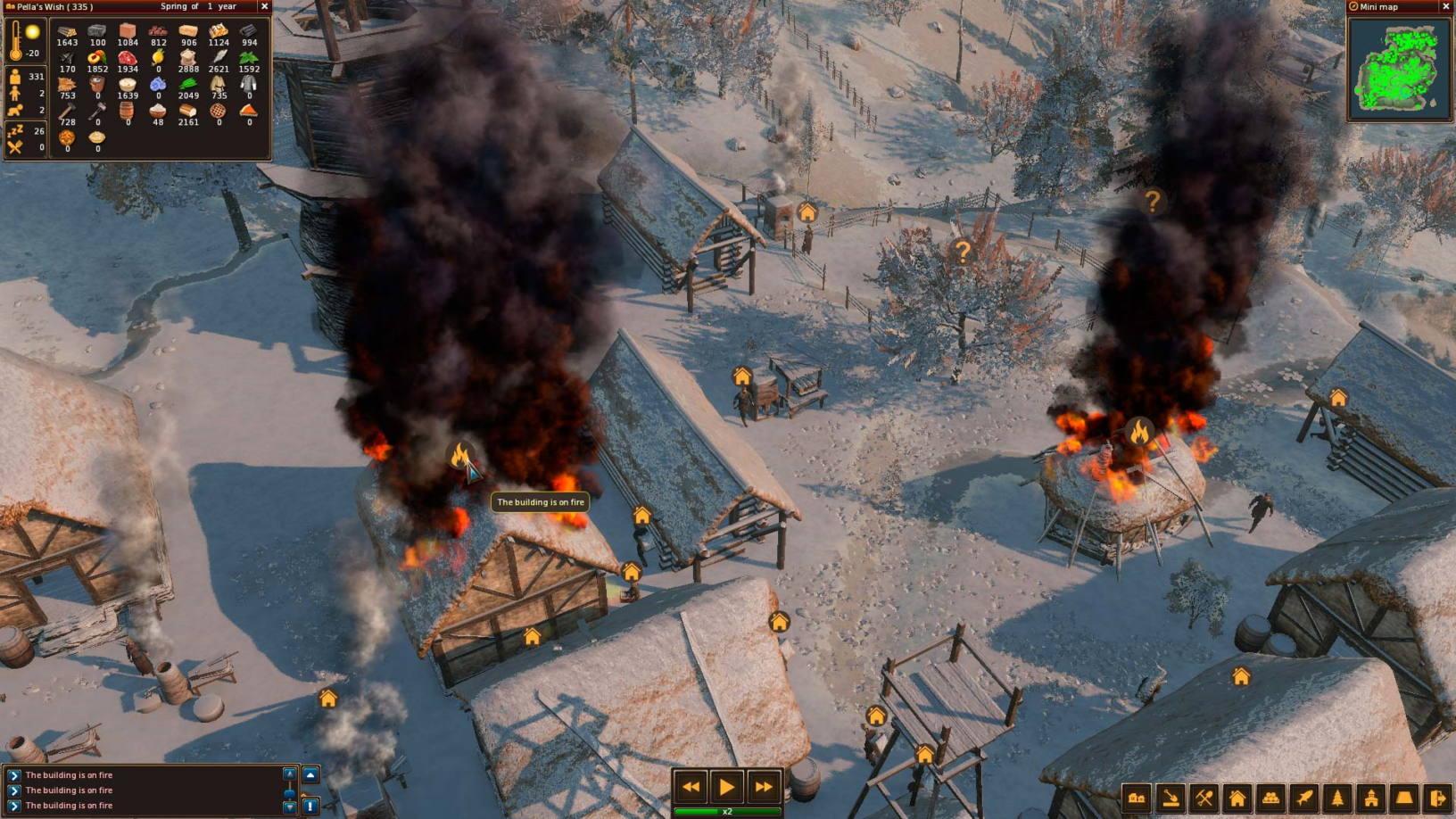 Life is feudal forest village цель игры сюжетно ролевая игра огонь друг - огонь враг