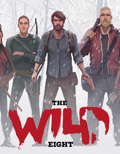 The wild eight (2017)