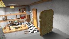 Симулятор хлеба / I am Bread