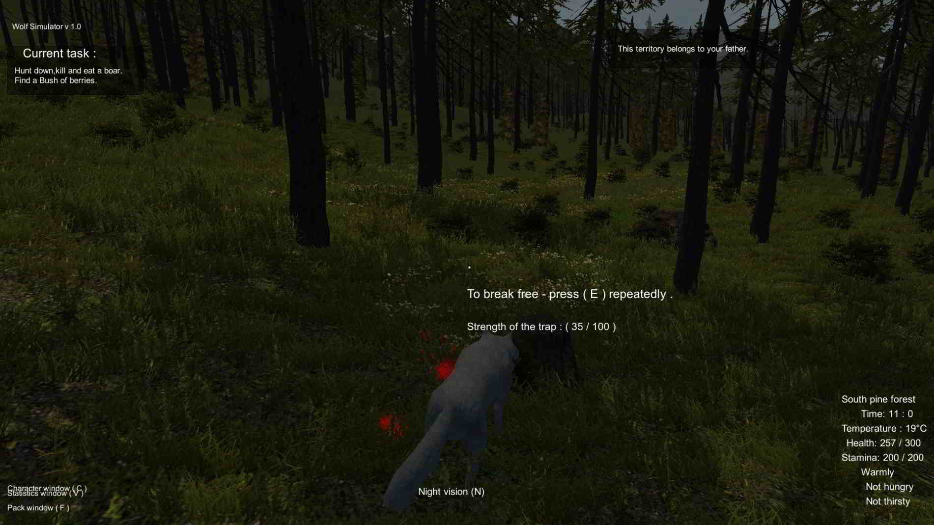 Скачать торрент симулятор волка