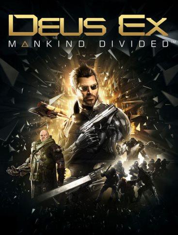 Deus Ex: Mankind Divided (2016)
