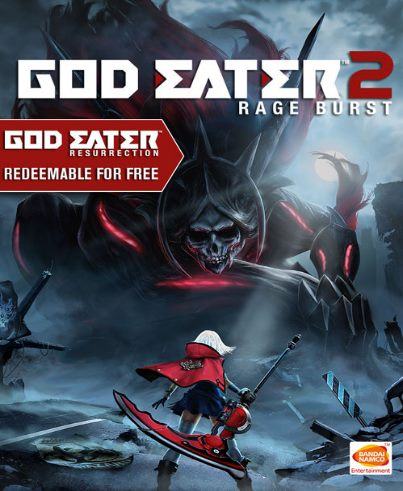 God Eater 2: Rage Burst (2016)