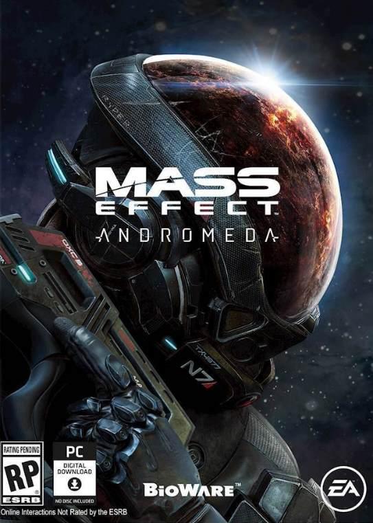 Mass Effect Andromeda (2017)