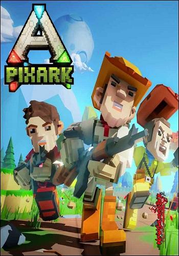 PixARK v0.1.12