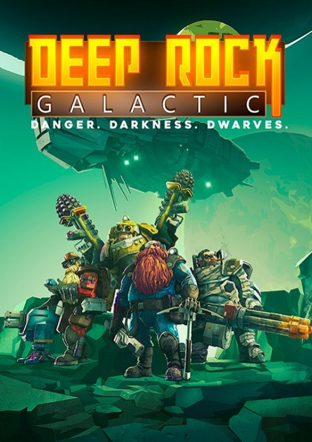 Deep Rock Galactic (Rus)